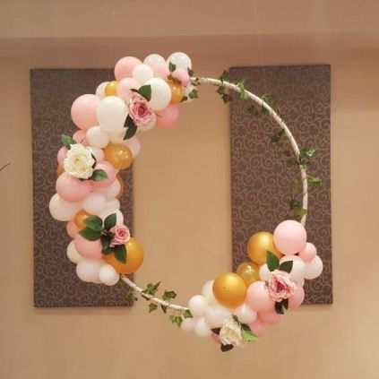 Diy-floral-balloon-hoop-decoration