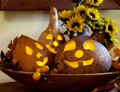 Gourd-jackolantern
