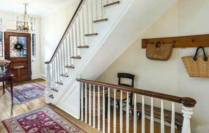 Home-with-under-stairs-bench