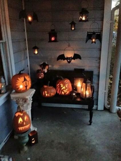 Simple-diy-halloween-porch-lighting-ideas