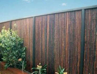 Wood-bamboo-fence-ideas