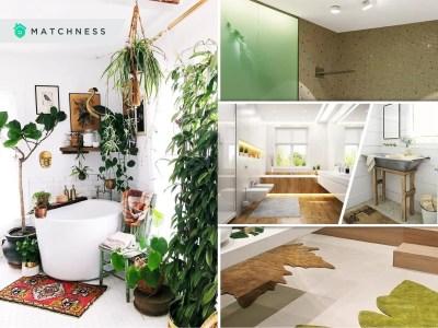 10 bathroom mats to effectively increase your bathroom decor2