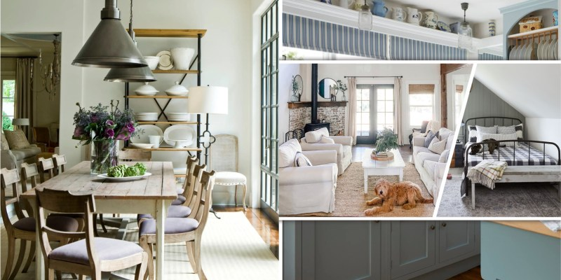 25 heart-warming country style home decorations2