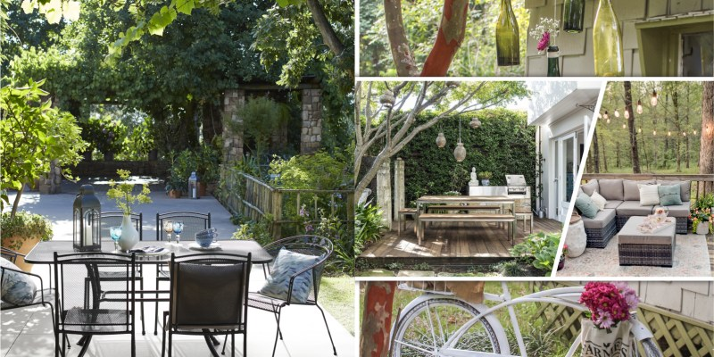 30 eye-catching outdoor decorations you can have2