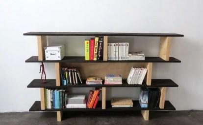 Diy-bookcase-design