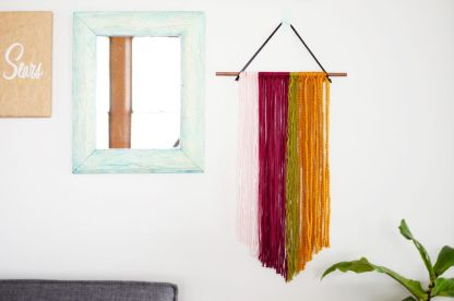 Diy-string-wall-art