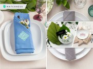 Need to beautify your dining table use these 20 napkin folding ideas2