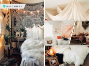 The use of tapestry for your home decorations2