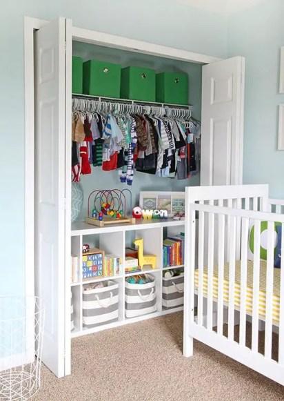 Cute-yet-practical-nursery-organization-ideas-1