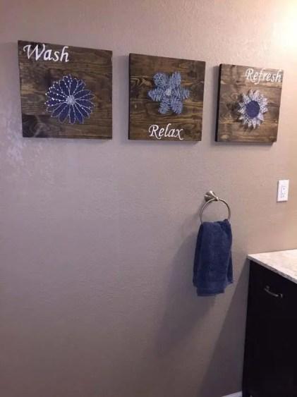 DIY-Badezimmer-Wand-Kunst-String-Kunst-zum-Hinzufügen-einen-Pop-of-Color-Badezimmer-Ideen-Bastel-Anleitung.1