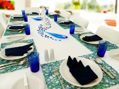 Dobrar guardanapo-75-verão-ideias-para-decoração-mesa-3-473