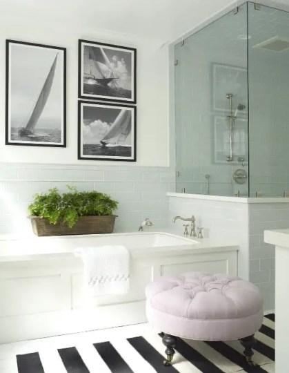 Nautische-Küsten-Kunst-Idee-Badezimmer-1