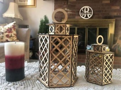 Rustic-lantern-centerpieces-ideas-designs-