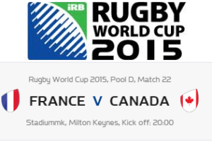 France Vs Canada Prediction Preview Rugby World Cup 2015