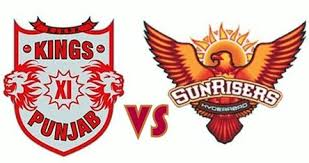 Sunrisers Hyderabad vs Kings XI Punjab-IPl 25th Match-Ball By Ball-Today Match Prediction