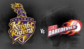 Delhi Daredevils vs Kolkata Knight Riders-IPL 26th Match-Ball By Ball-Today Match Prediction