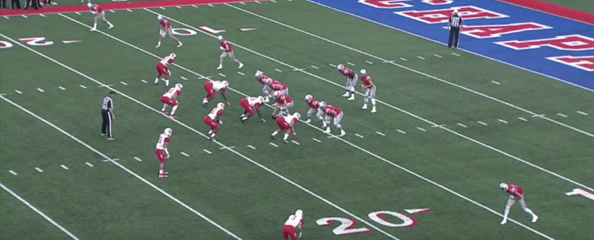 The Katy HS (TX) Hybrid 3-4