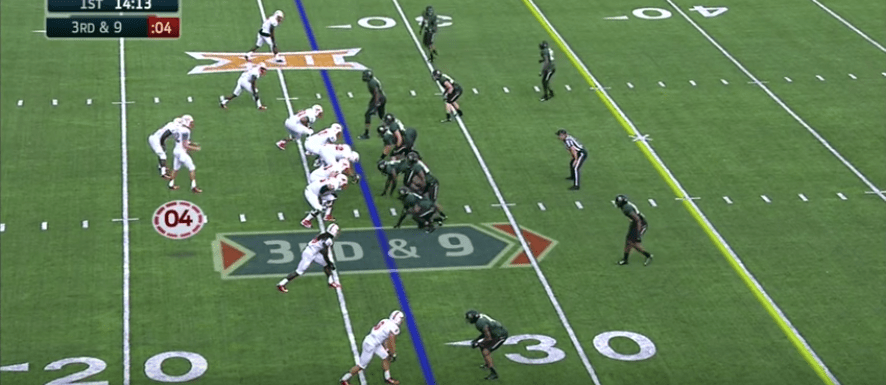 MQ's 3rd Down Calls from a 3-4