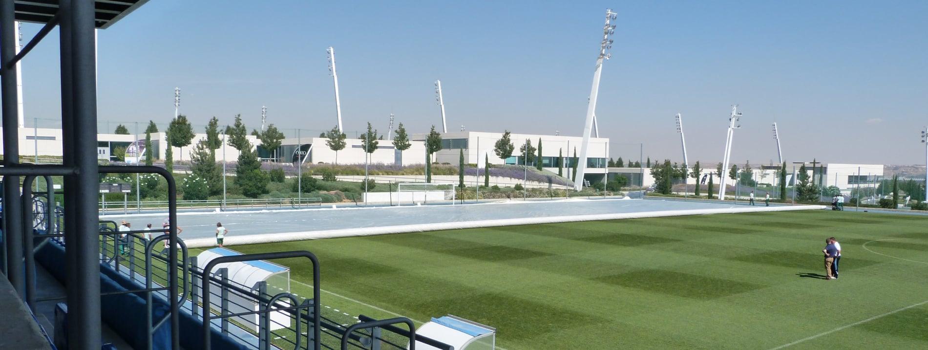 Matchsaver - Real Madrid Training Ground