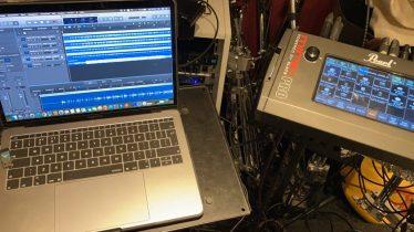matdrums Pearl Mimic Sound Modelling