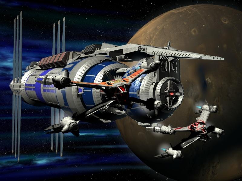 Star Trek Ships Line