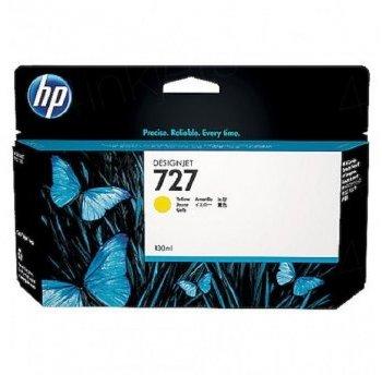 HP INK B3P21A NO727 YELLOW