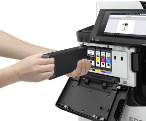 Epson WorkForce Enterprise WF-C20600D4TWF Multifunkcijski štampač KETRIDŽI