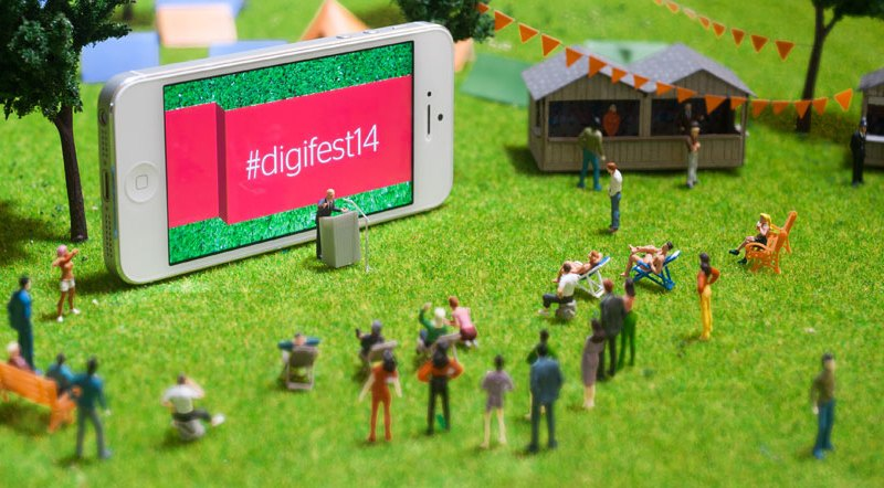 Virtual Digital Community