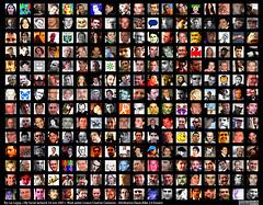 faces mosaic education