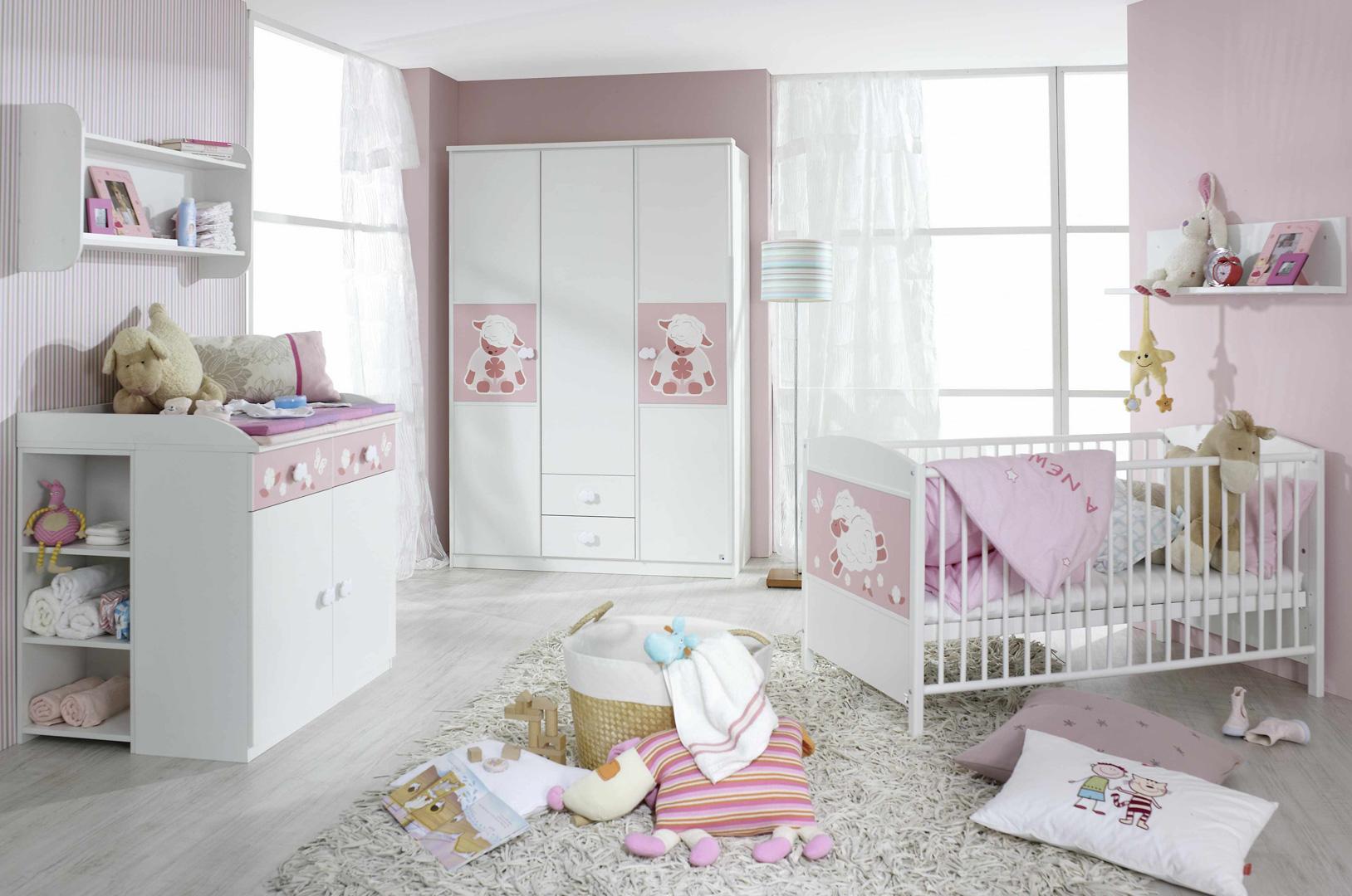Chambre Bébé Complète Lea