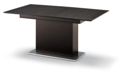 Table Pied Central Avec Rallonge Table Pied Central Avec Allonge