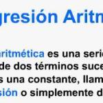 progresion-aritmetica
