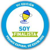 Blog Finalista - Espiral Edublogs (2013)