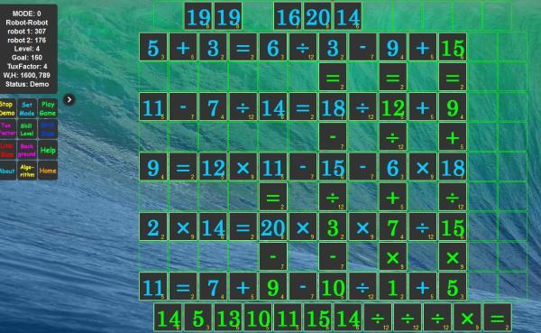 Scrabble-Maths