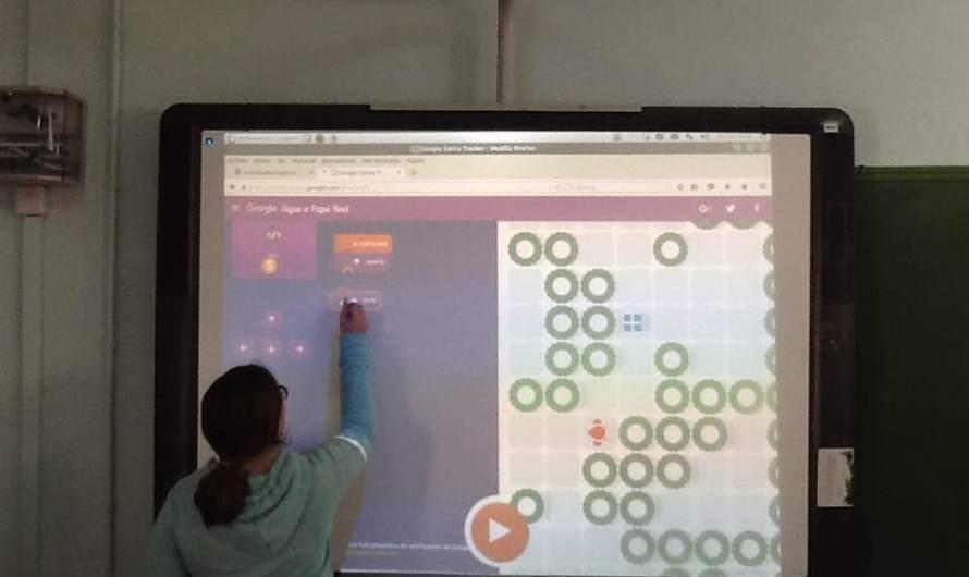 Programamos con Papá Noel. Pensamiento computacional y algorítmico en el aula