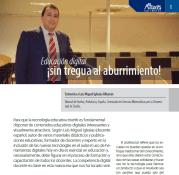 Entrevista en revista Fundación en Alianza - Febrero'2017
