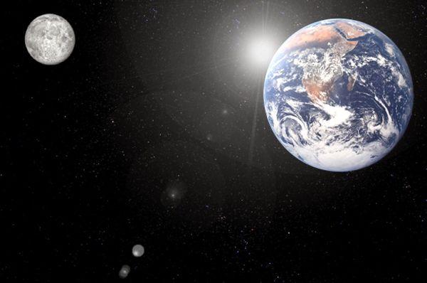 Dame un papel y te llevaré a la Luna... y más allá