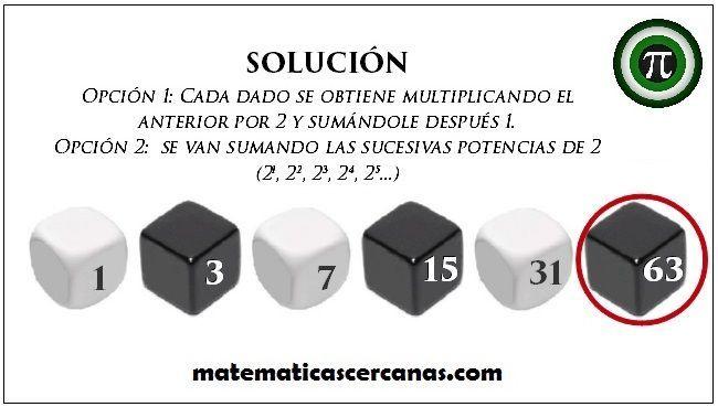 Solución de Serie de dados II
