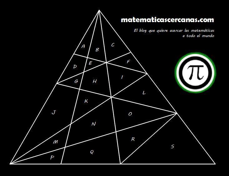 """Solución a """"¿Cuántos triángulos hay dibujados en la imagen?"""""""
