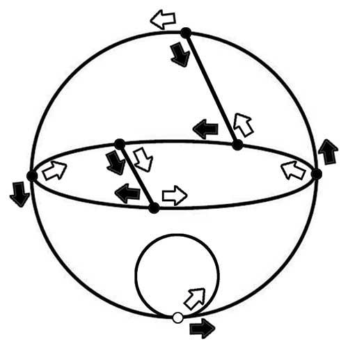 Grafo divisibilidad 7