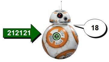 BB-8 código 3