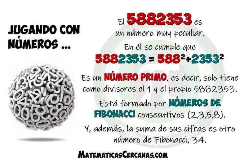 El número 5882353