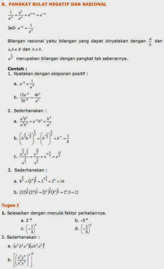 Menyederhanakan Bentuk Pangkat : menyederhanakan, bentuk, pangkat, BENTUK, PANGKAT,, LOGARITMA, Matematikahebatsite