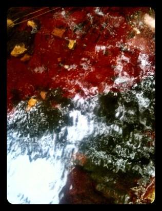 Barranco de Agua Negra, Sierra de Espadan, Castellon. Hecho con iPhone 3GS © mateoht 1990-2013 - http://lafotodeldia.net