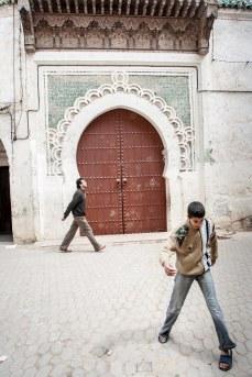 Calle en Fez, Marruecos. © mateoht 1990-2014 - http://lafotodeldia.net