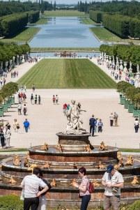 Jardines de Versalles, París, Francia. © mateoht 1990-2014 - http://lafotodeldia.net