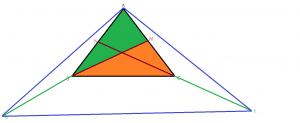 proprietatile triunghiului isoscel