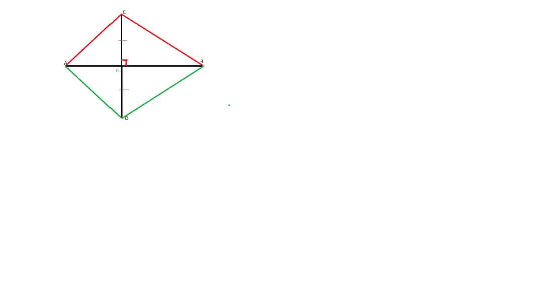 cum arata simetricul unui punct fata de o dreapta