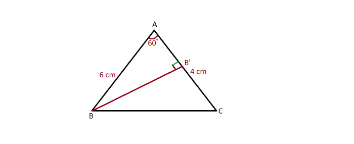 cum rezolvam triunghiul dreptunghic