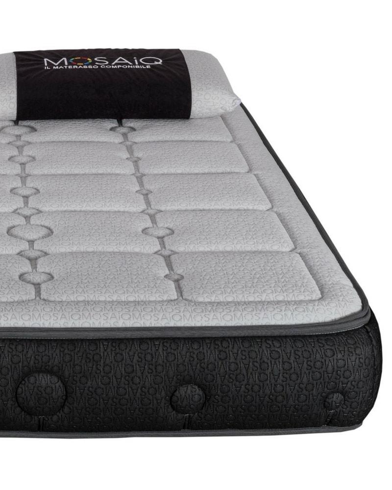 Il materasso componibile MOSAiQ il materasso ideale per te